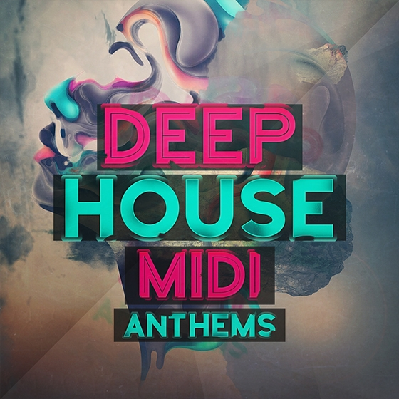 Mainroom Warehouse Deep House Midi Anthems MiDi