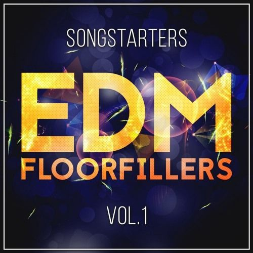 Mainroom Warehouse EDM Floorfillers Songstarters Vol 1 WAV MiDi