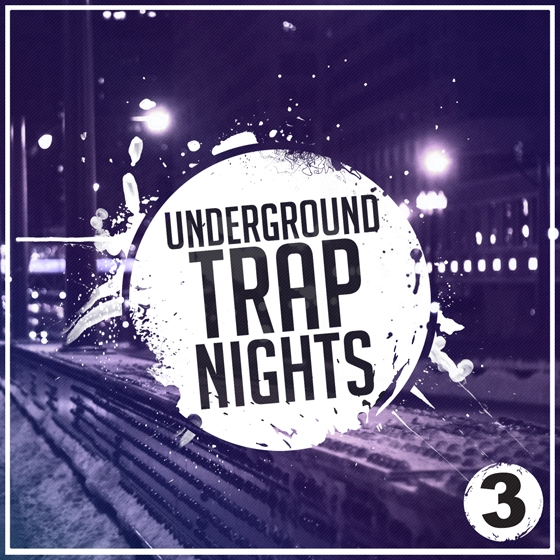 Mainroom Warehouse Underground Trap Nights 3 WAV MiDi