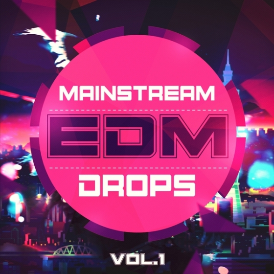 Mainstream Sounds Mainstream EDM Drops Vol.1 WAV