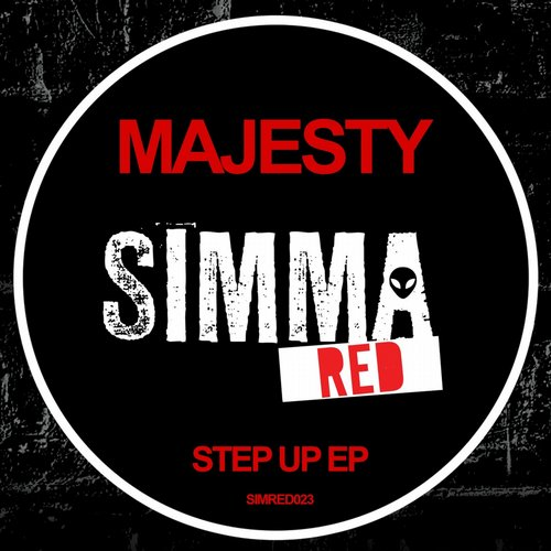 Majesty – Step Up EP [SIMRED023]