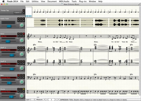 MakeMusic Finale v2014.5.6359 WiN/MAC-RBS