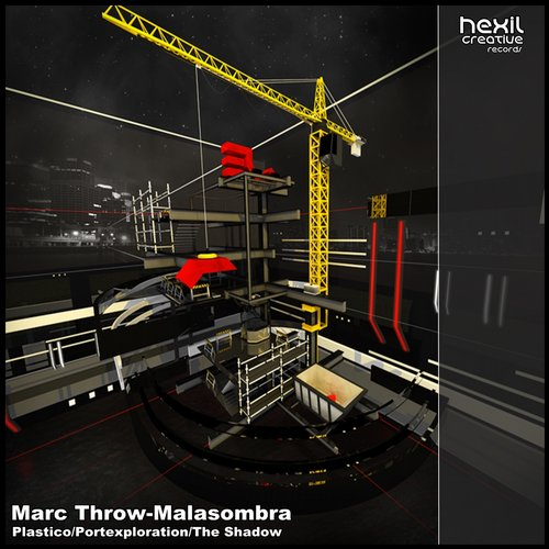 Malasombra, Marc Throw - Plastico [HR 154]