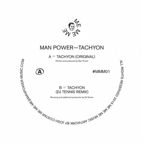 Man Power – Tachyon [MEMEME01]
