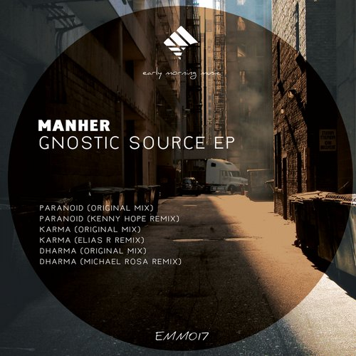 Manher - Gnostic Source [EMM017]