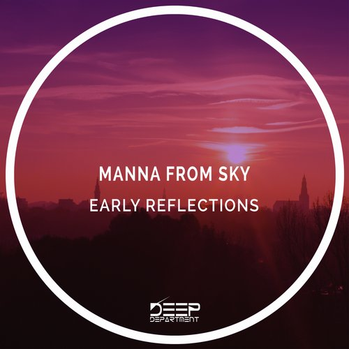 Manna From Sky - Early Reflections [BDD032]