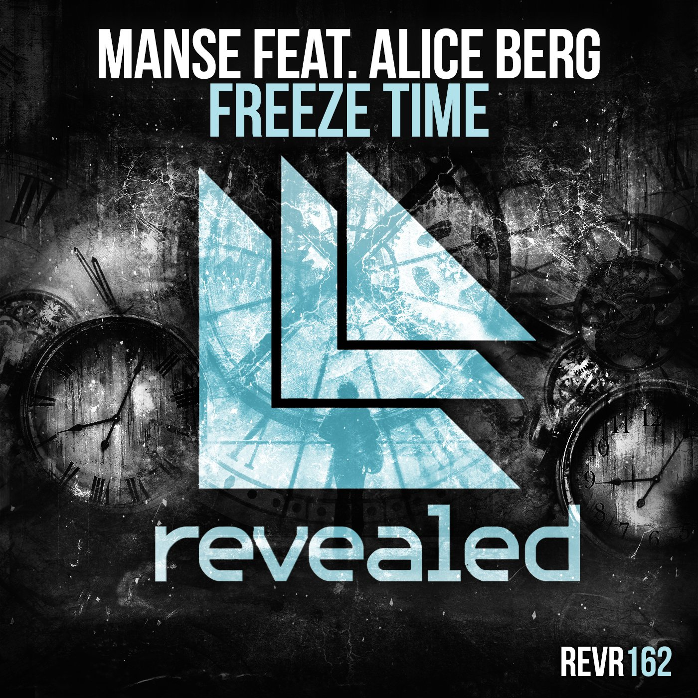 Manse feat. Alice Berg - Freeze Time (Remix-pack)