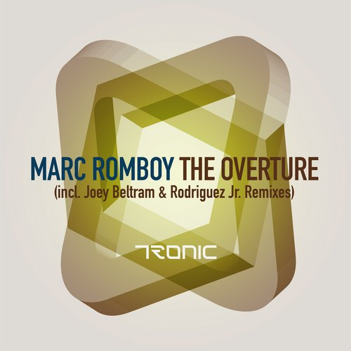 Marc Romboy – The Overture (2016 Remixes) [TR202]