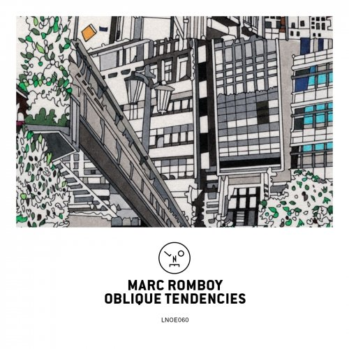 Marc Romboy – Oblique Tendancies [LNOE060]