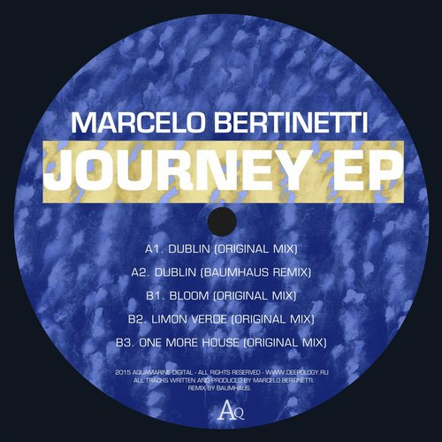 Marcelo Bertinetti - Journey EP [AQ020]