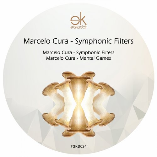 Marcelo Cura – Symphonic Filters [SKD034]