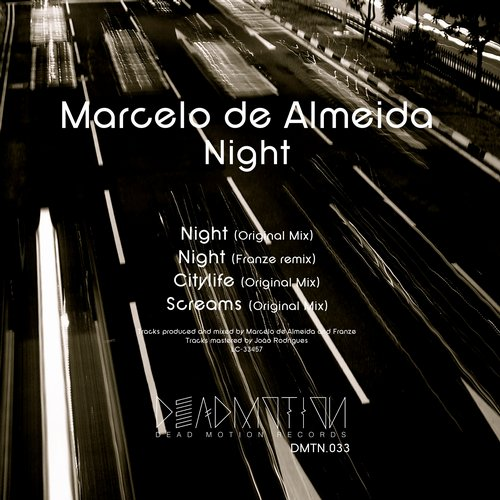 Marcelo De Almeida - Night [DMTN 033]