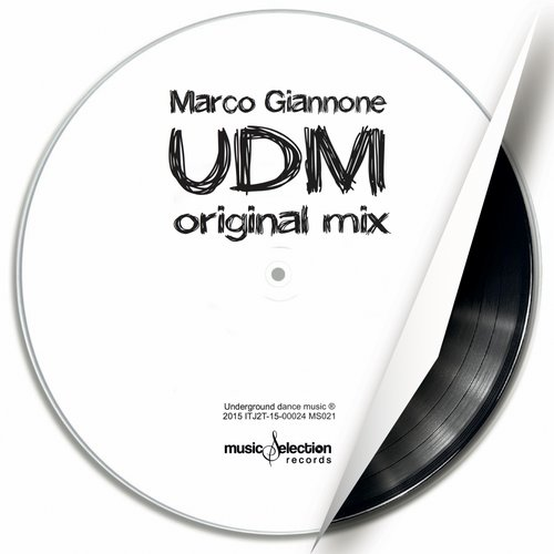 Marco Giannone - UDM [MS021]