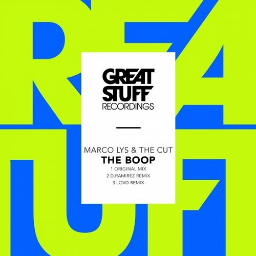 Marco Lys, The Cut – The Boop [GSR277]