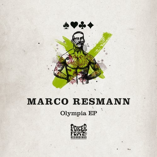 Marco Resmann – Olympia EP [PFR177]