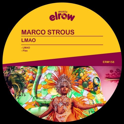 Marco Strous – Roll On [LAE006]
