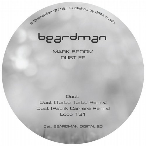 Mark Broom – Dust EP [BMD020]