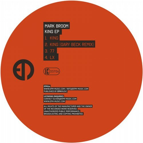 Mark Broom – King [EPM54]