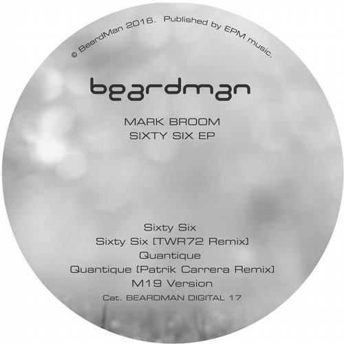 Mark Broom – Sixty Six EP [BMD017]