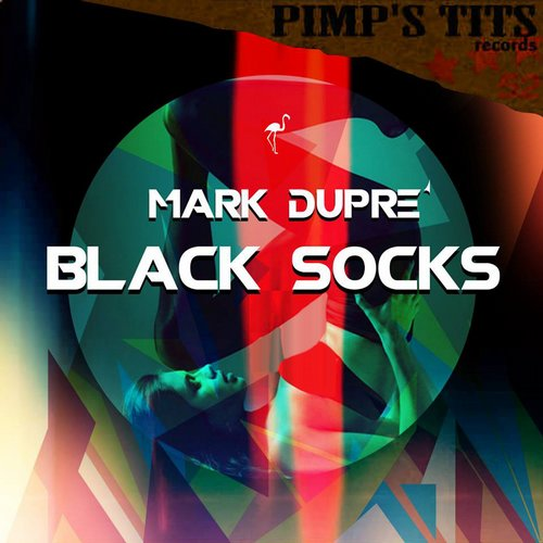 Mark Dupre - Black Socks [100923 36]