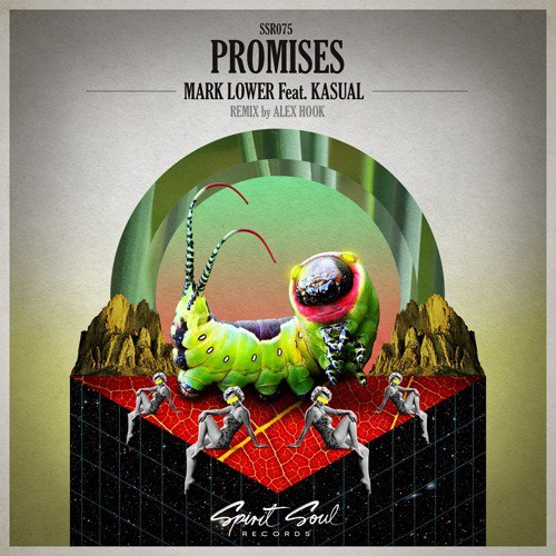 Mark Lower & Kasual - Promises
