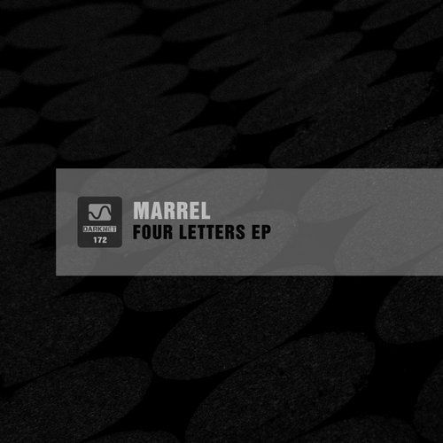 Marrel - Four Letters EP [DARKNET172]