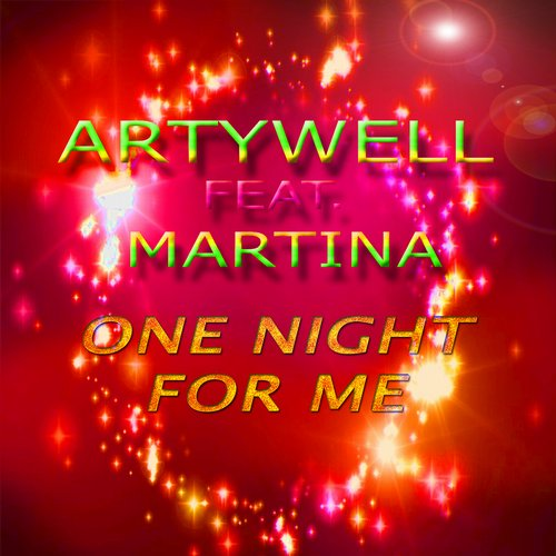 Martina, Artywell - One Night For Me [8033116073110]