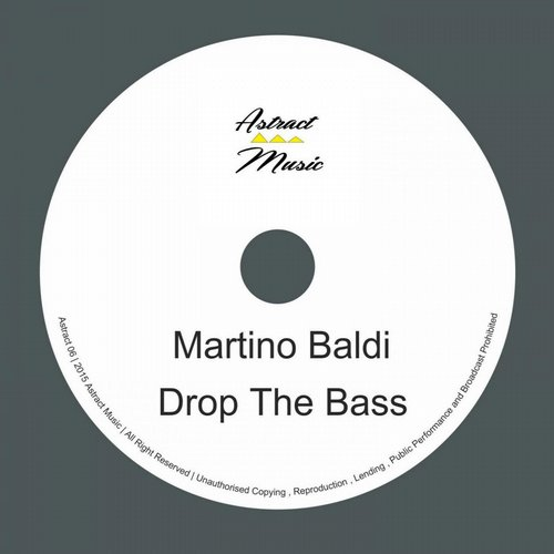 Martino Baldi - Drop The Bass [AM 006]