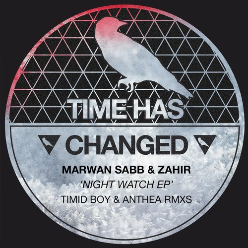 Marwan Sabb, Zahir (De) – Night Watch EP [THCD095]