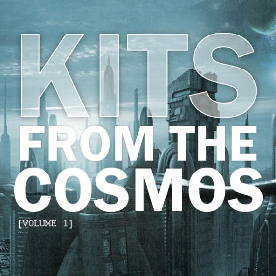 Maschine Masters Kits From The Cosmos Vol 1 WAV