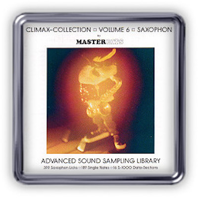 Masterbits Climax Collection Volume 6 Saxophone CDDA-EtHnO