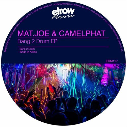 Mat.Joe, CamelPhat – Bang 2 Drum EP [ERM117]