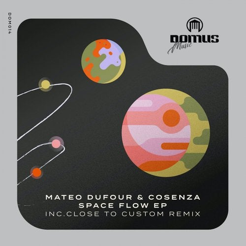 Mateo Dufour, Cosenza – Space Flow EP [DOM014]