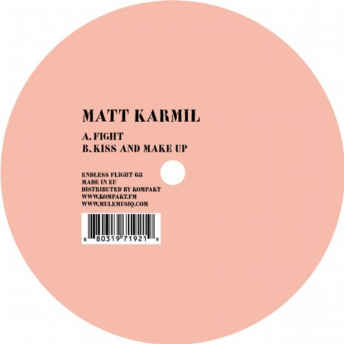 Matt Karmil - Matt Karmil / fight [EF68]