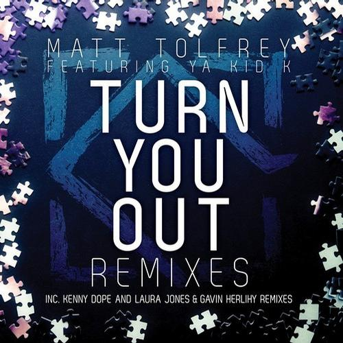 Matt Tolfrey, Ya Kid K – Turn You Out (Remixes) [LEFTLP004SRMX]