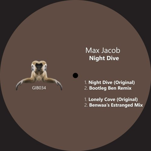Max Jacob - Night Dive [GIB034]
