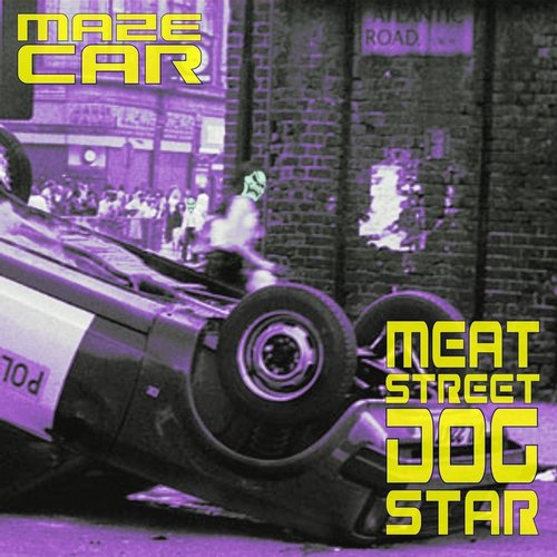 Maze Car - Meat Street Dog Star [5055831921227]