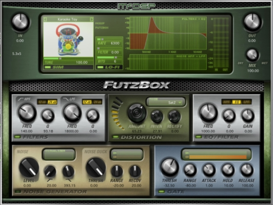 McDSP FutzBox v6.1.0.8 WIN-AudioUTOPiA