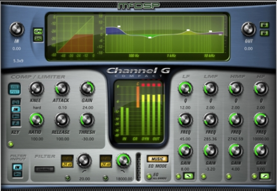 McDSP Plugins Pack 19.12.2015 by AudioUTOPiA