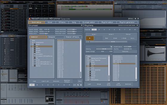 MeldaProduction MDrummer Large v6.02 Incl Cracked & Keygen WIN OSX-R2R