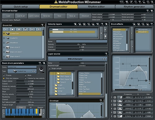 MeldaProduction MDrummer Large v6.07 Incl Patch and Keygen (WiN and OSX)-R2R