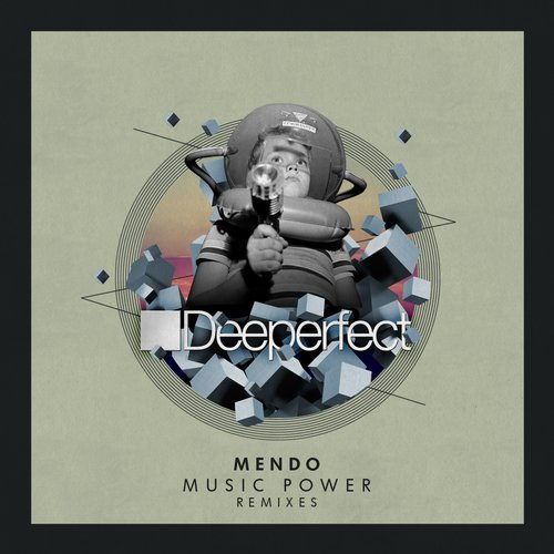Mendo – Music Power Remixes [DPE1216]