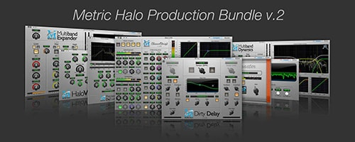 Metric Halo MH Production Bundle v2.0.3-R2R