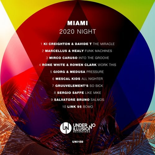 Miami Sampler 2017 Night & Day [UNI080]