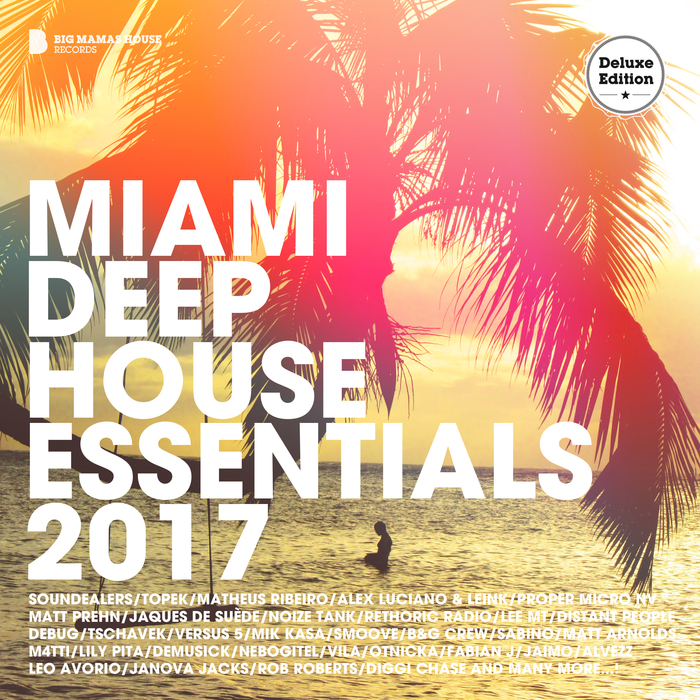 Va miami deep house essentials 2017 deluxe version for Deep house music tracks