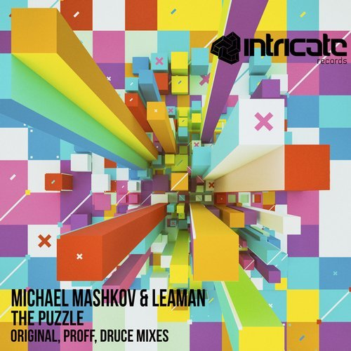 Michael Mashkov, Leaman - The Puzzle [INTRICATE238]
