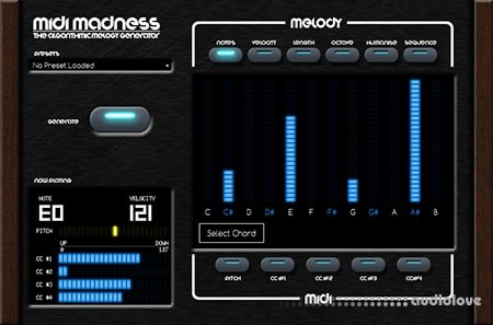 Midi Madness Software Midi Madness v2.1.4 Incl Keygen-R2R