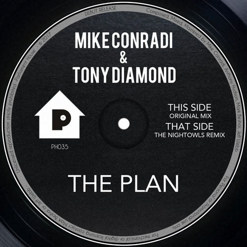 Mike Conradi, Tony Diamond - The Plan [PH035]