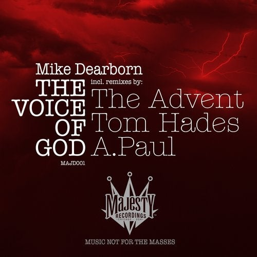 Mike Dearborn – The Voice of God [MAJD001]