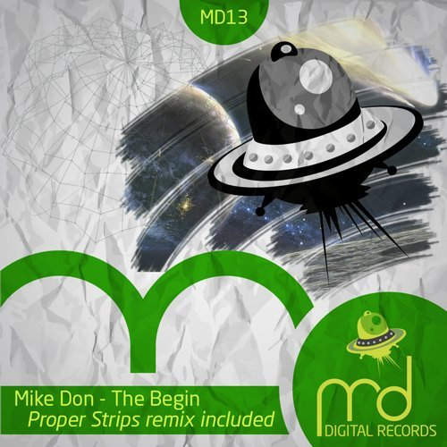 Mike Don - The Begin [10114399]